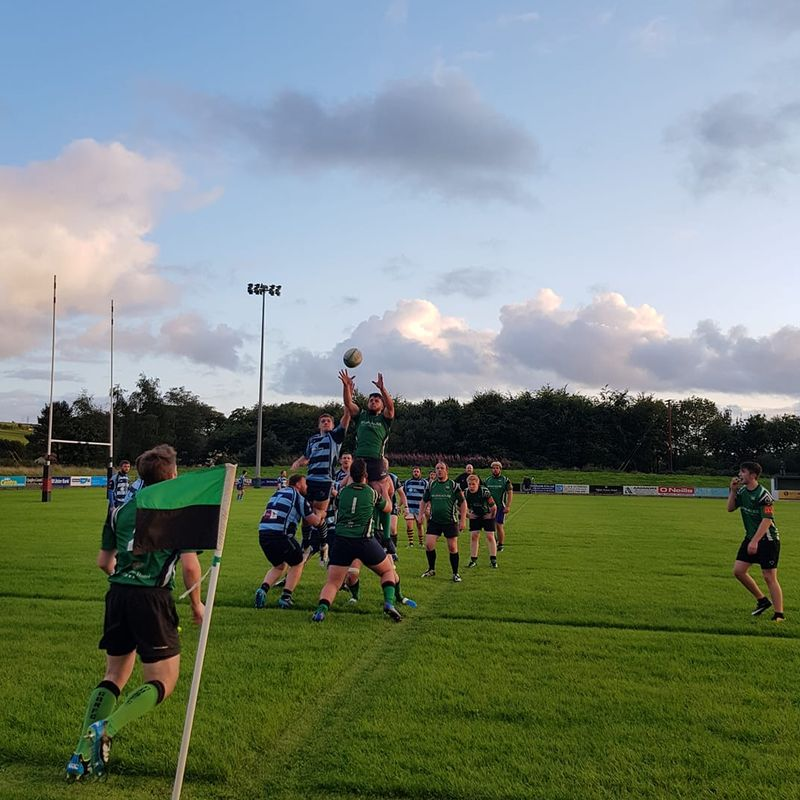 2nd XV beat Ballymena 3rd XV 50 - 0
