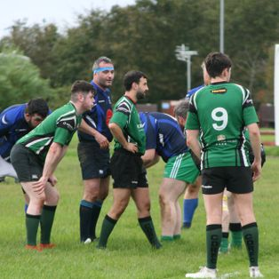 City of Derry RFC 3rd XV vs Ballyshannon Match Report