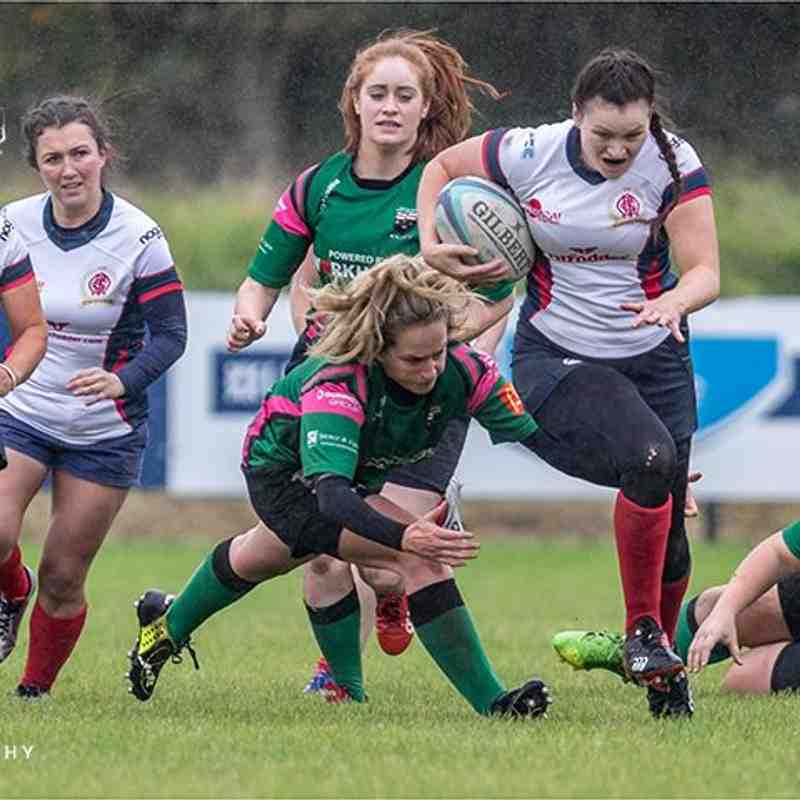 Ladies 1st XV vs Malone