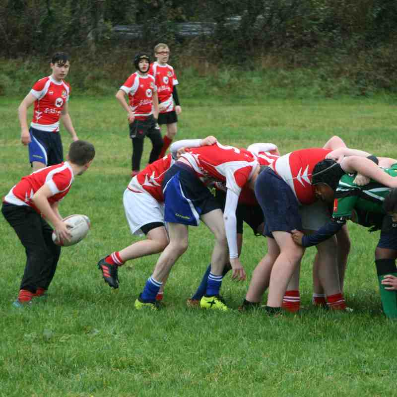 U14 vs Donegal/Ballyshannon
