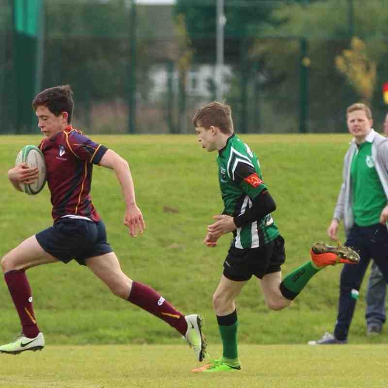 U14 vs Foyle