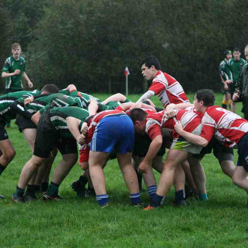 U16 vs Donegal/Ballyshannon