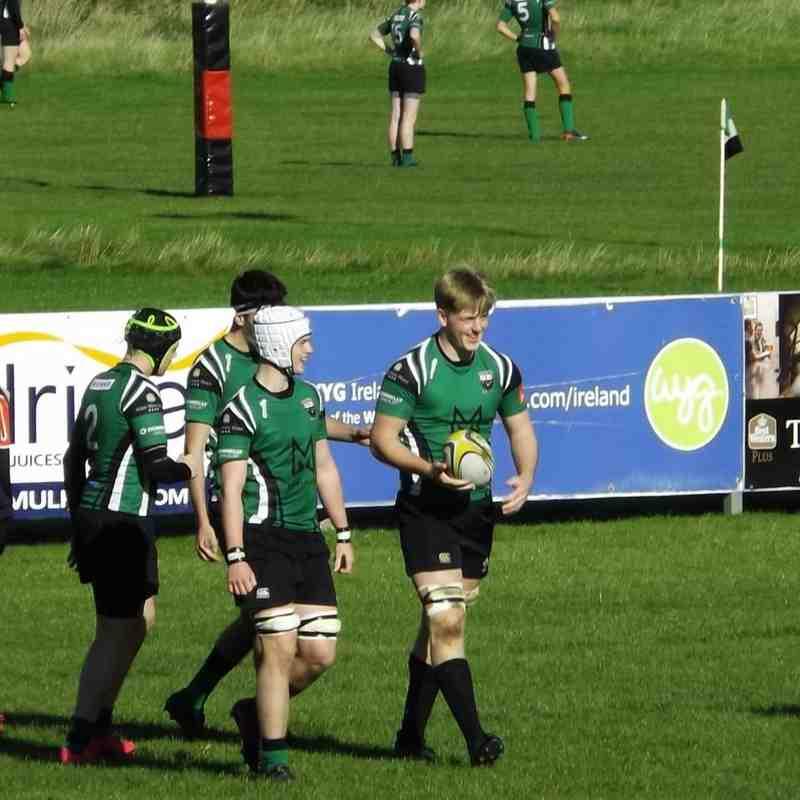 U18 vs Inishowen