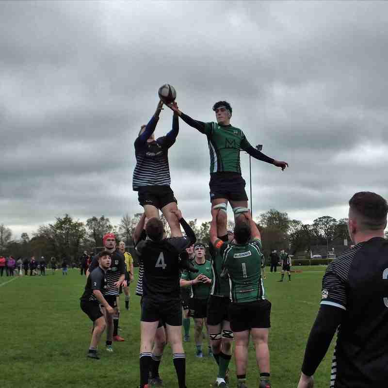U18 vs Ballymena U18 (3/11/18)