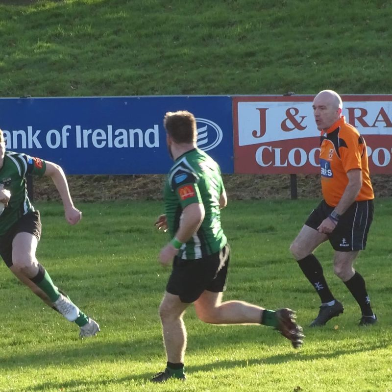 2nd XV vs Enniskillen (10/11/18)