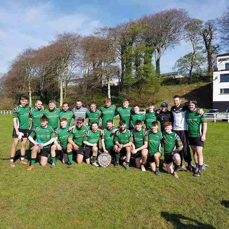 City of Derry RFC Season Round Up