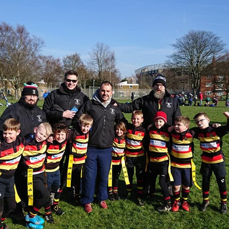 Quins tournament (staines RFC) vs. Eastleigh Pirates RFC