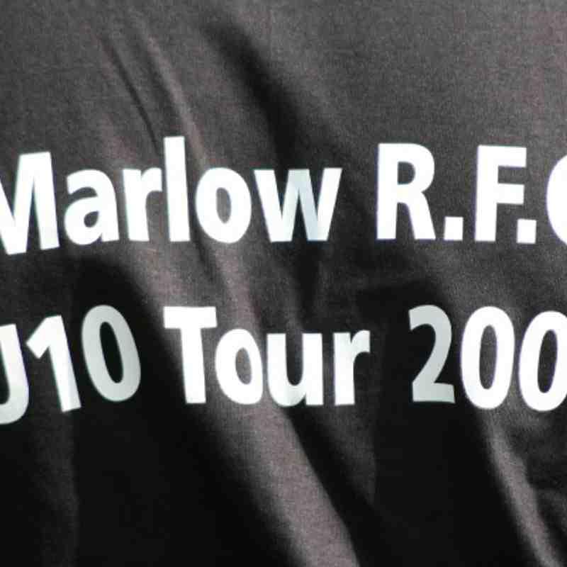 U10 Tour 2009 - Off Pitch