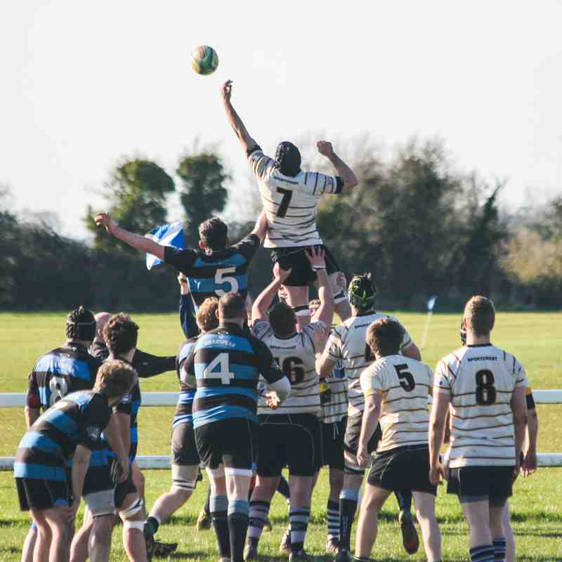 MRUFC 2XV vs Witney - 25 March 2017