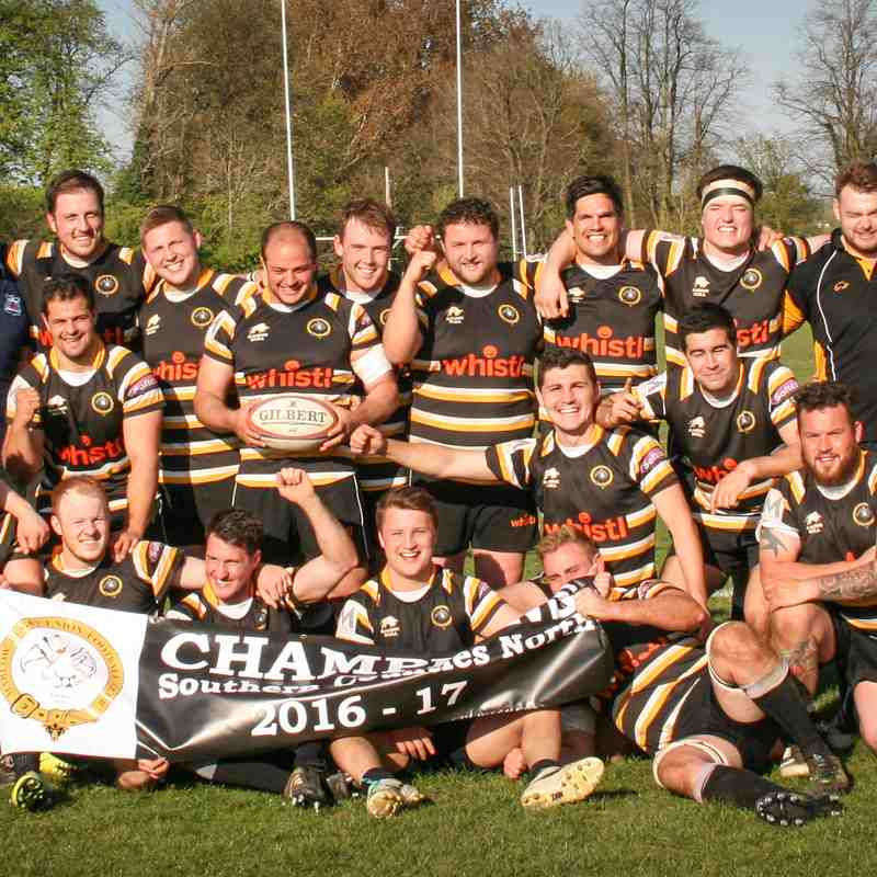 MRUFC 1XV vs Bletchley - 8 April 2017