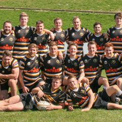 MRUFC 2XV vs Newbury - 8 April 2017