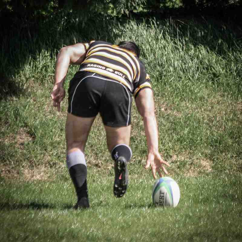 MRUFC 1XV vs Buckingham - 22 April 2017
