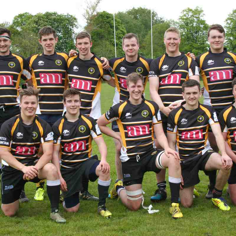 MRUFC Academy vs Leighton Buzzard - April 30 2017