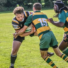 MRUFC 2XV vs Beaconsfield - 16 Sept 2017