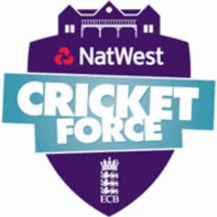 Natwest Crickeforce 2015