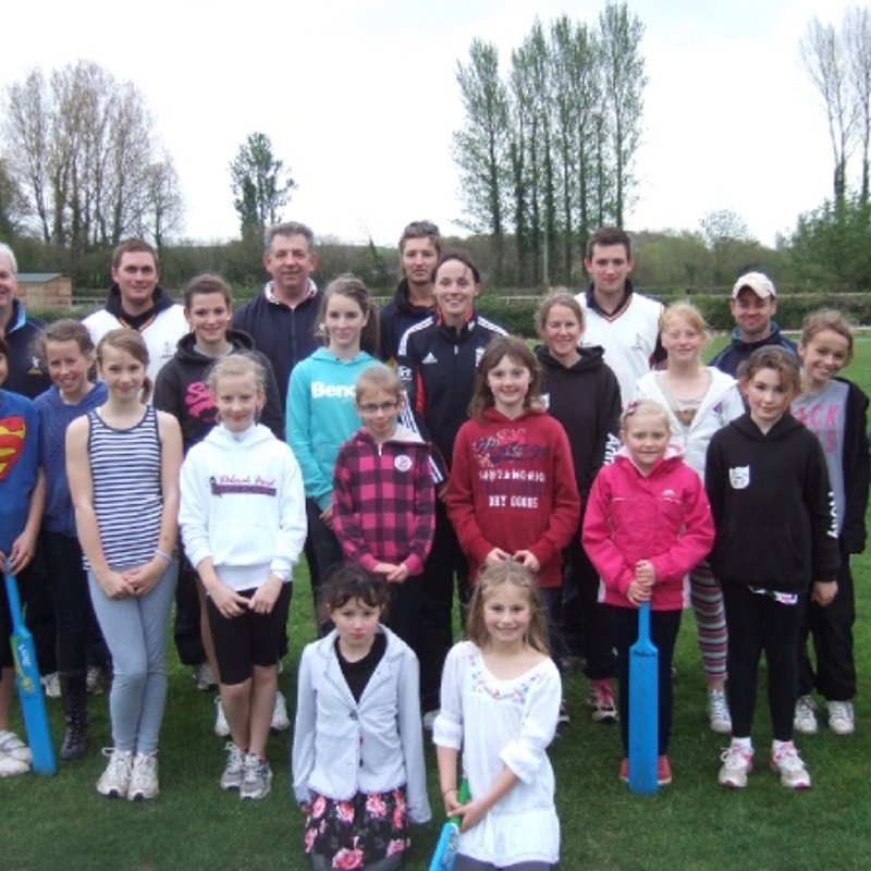 Womens Cricket - 7 years in the making...