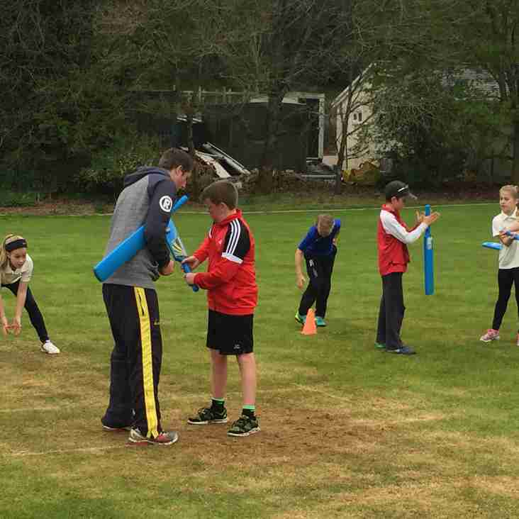 Half Term Cricket Camps