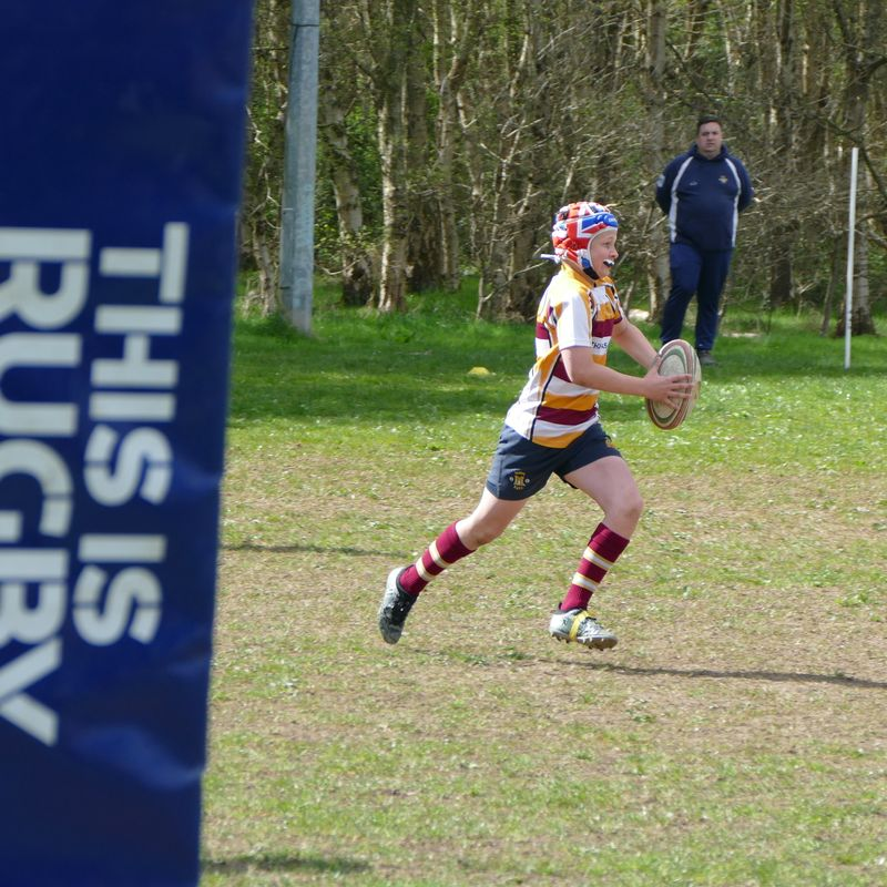 U13 v Moortown 23 Apr 2017