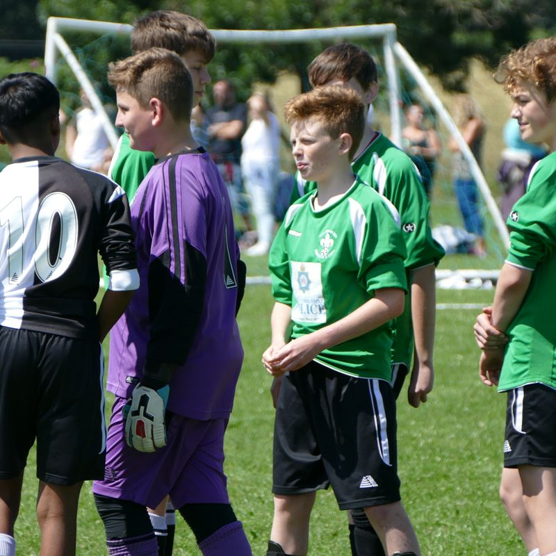 U13 at Hall Green Gala - 16 July 2017