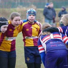 U13 Girls at Doncaster 14-1-18