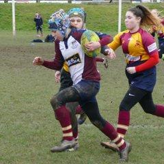 U13 Girls v Scarborough 18 Feb 2018