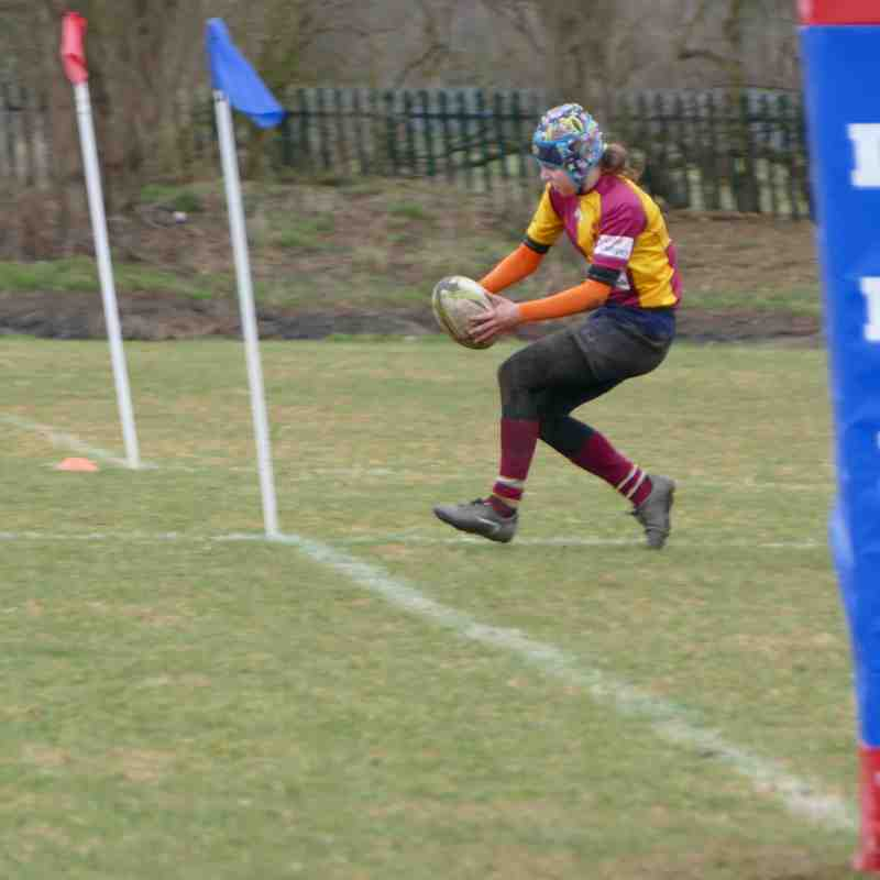 U13 Girls - Mini Festival Doncaster 11 Mar 2018