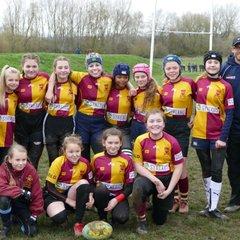 U13 Girls v Castleford 25-11-18