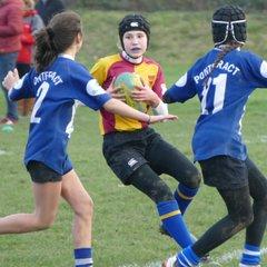 U13 Girls v Ponte & Old Crocs 6-1-19