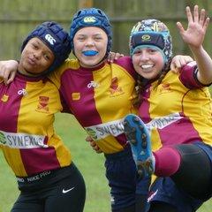 U13 Girls v Hullionians & Scunthorpe