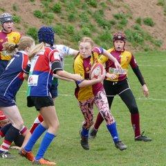 U13 Girls v Doncaster & Hull