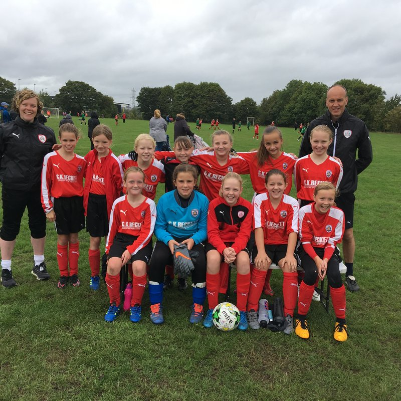 Barnsley Ladies and Juniors vs. Middlewood Rovers
