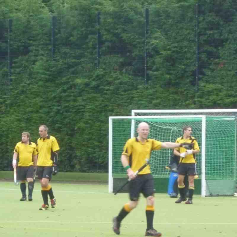 1st X1 (2) vs Cardiff UWIC (2) 2011/12