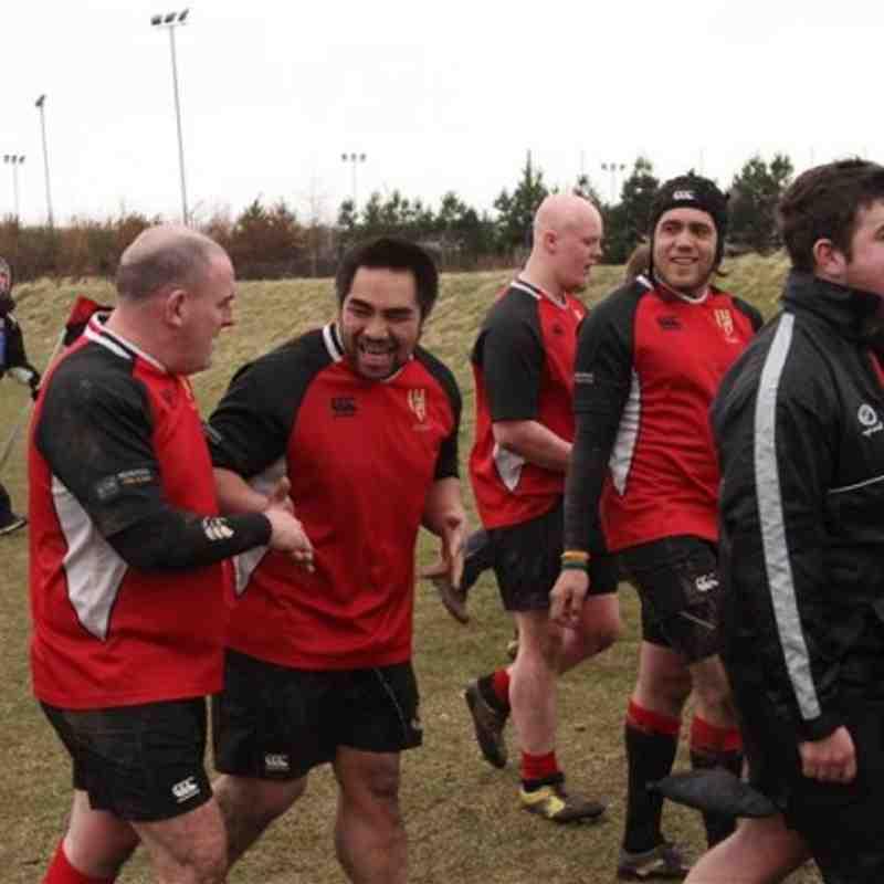 1st XV v Caithness 23/03/13