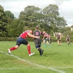 Cosby St Marys vs Vale of Lune