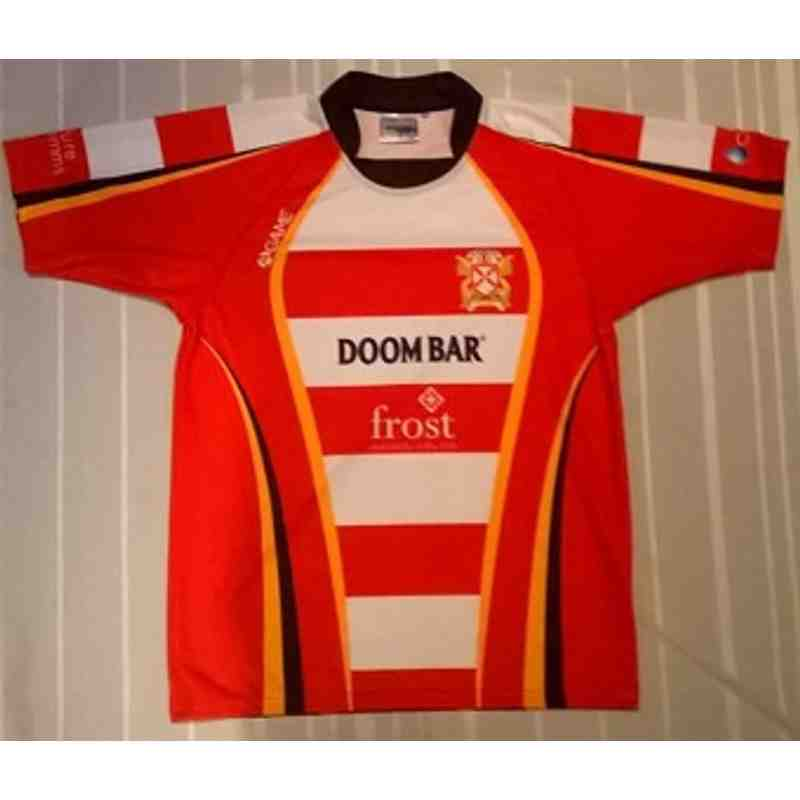 Replica Club Rugby Shirt (Adult)
