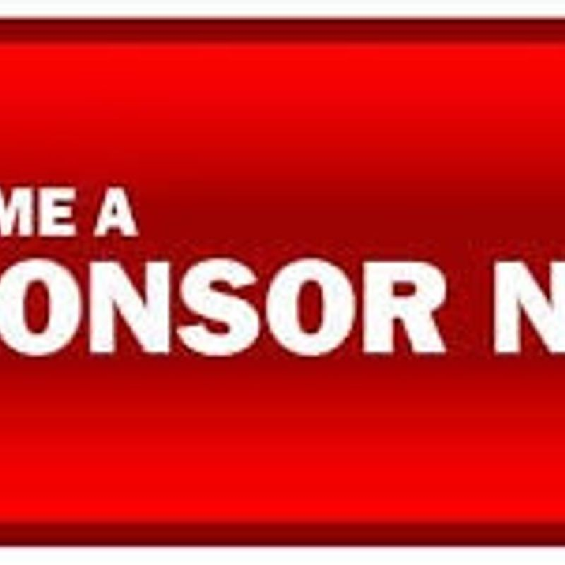 Still Two Sponsor Opportunities Available