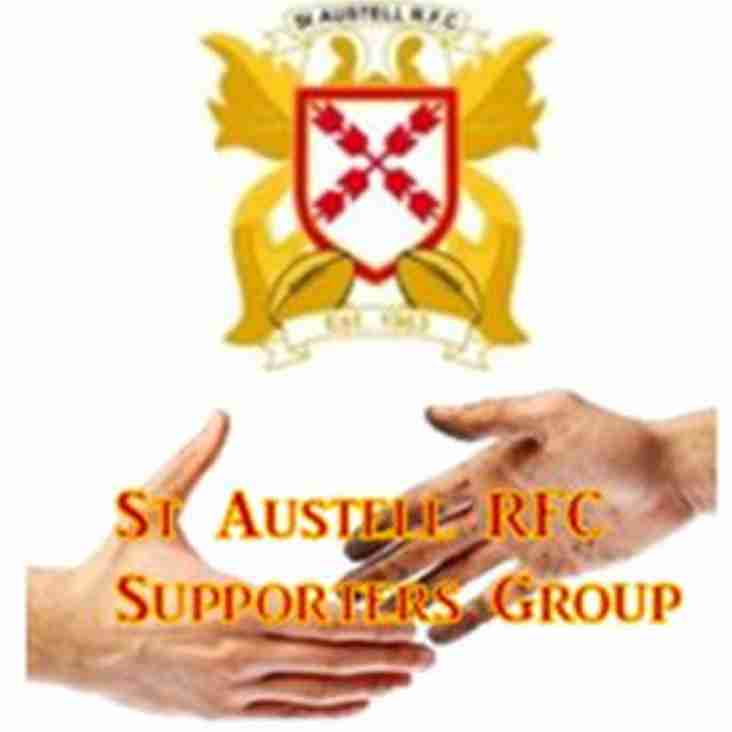 St Austell RFC Supporters Group