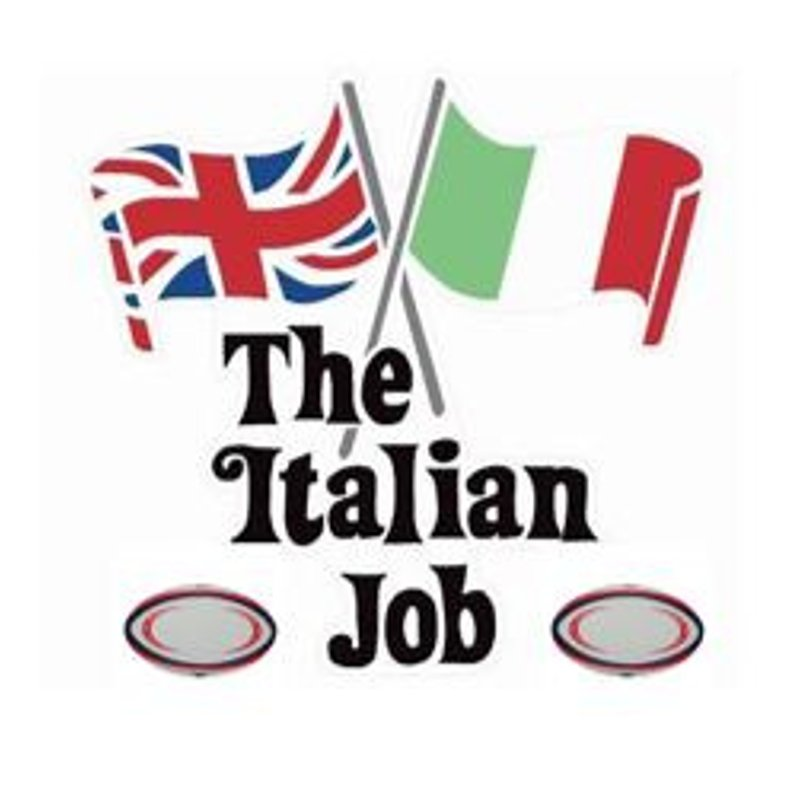 The Italian Job is Fully Booked Up!!