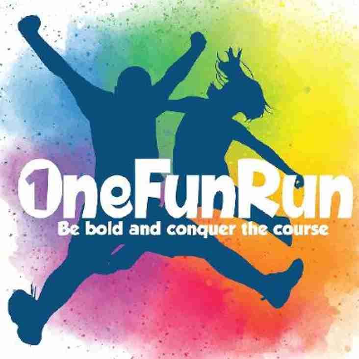 *CANCELLED* One Fun Run - Saturday 23rd June
