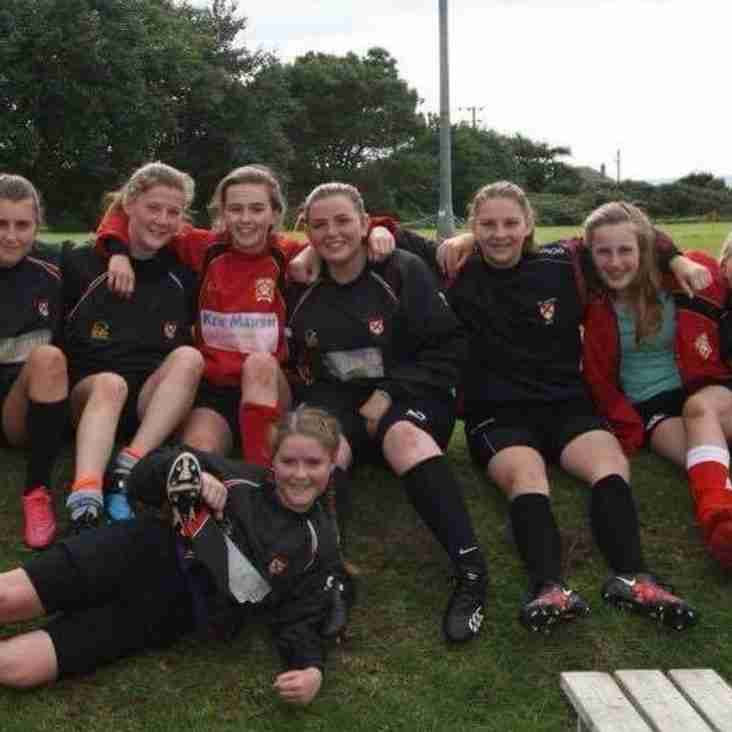Girls - St Austell Rugby Club Needs You!