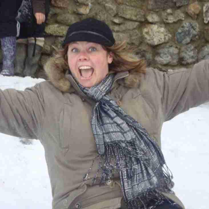 Why I volunteer - Jenny Tyrrell