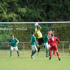 Felixstowe FBC vs Lakenheath First team