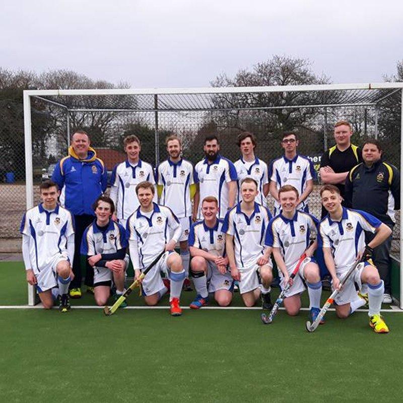 2nd XI Men beat Kings Heath Pickwick 1 7 - 1