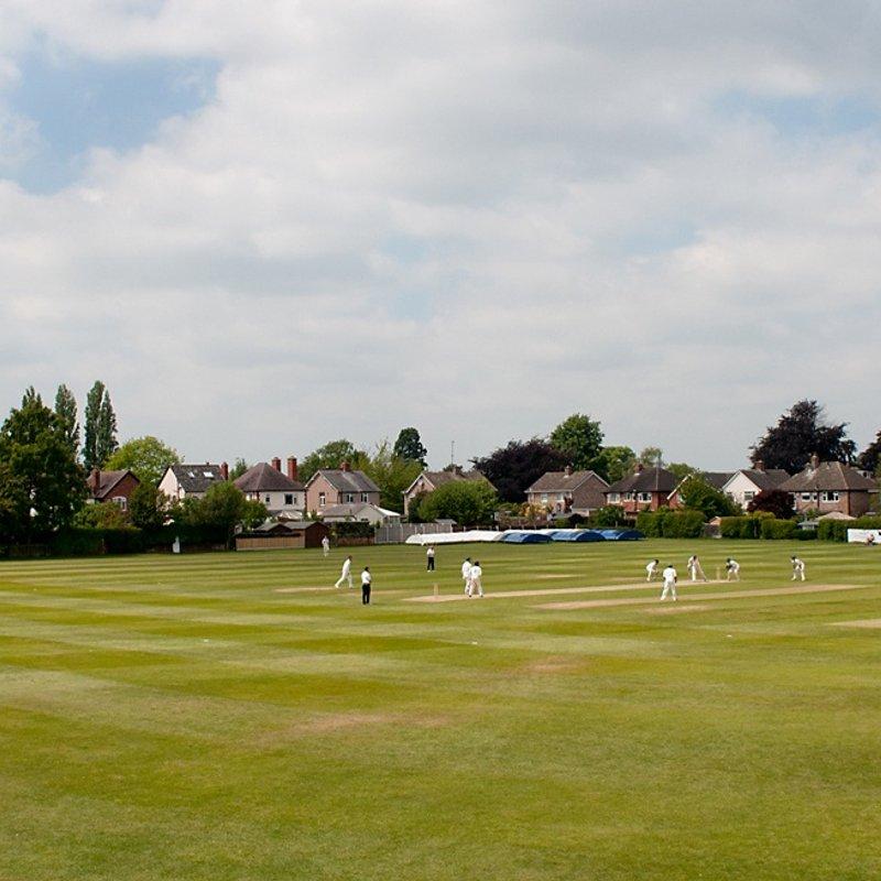 Holiday Cricket Camps for juniors at Shrewsbury CC