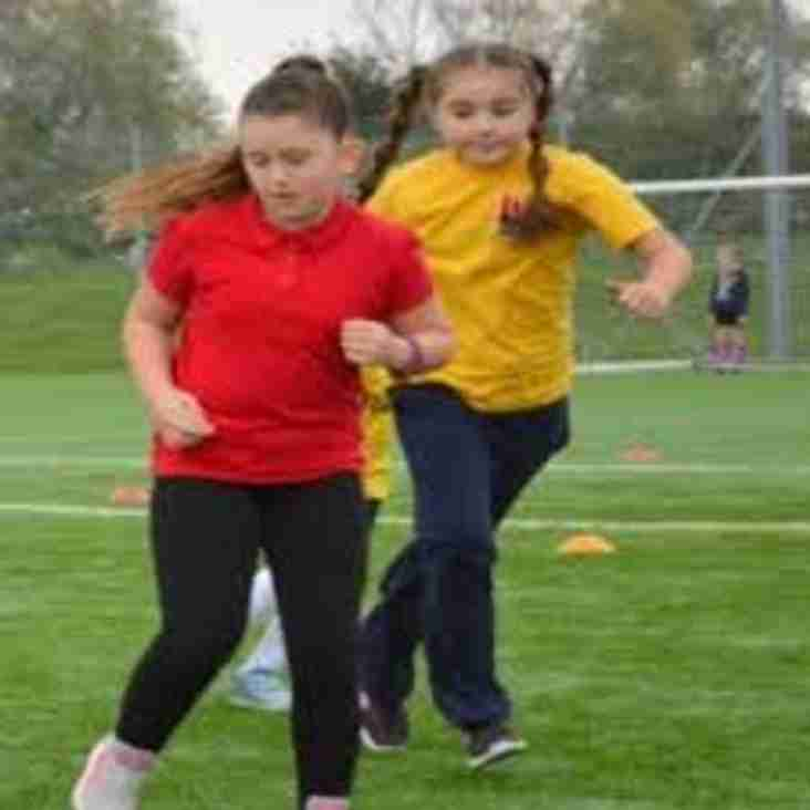 Girls Football Sessions