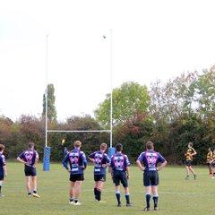 Bedford Junior Blues U16s vs Bugbrooke  7/10/18