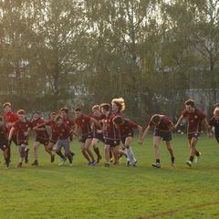 vs Bavarian International School October 2018
