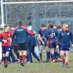 St George's vs Cologne 16.03.19