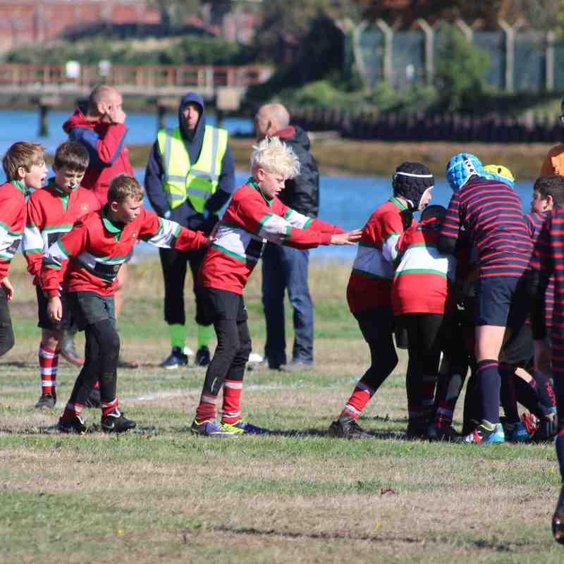 Gosport and Fareham Rugby Festival