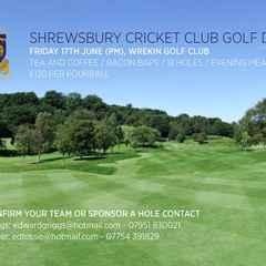 Shrewsbury CC Golf Day